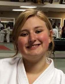 Amber Ahrens_East Coast Karate