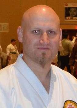 Kyoshi David Ahrens - East Coast Karate