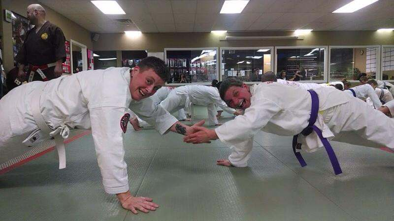 Teen and Adult Martial Arts training in Richmond