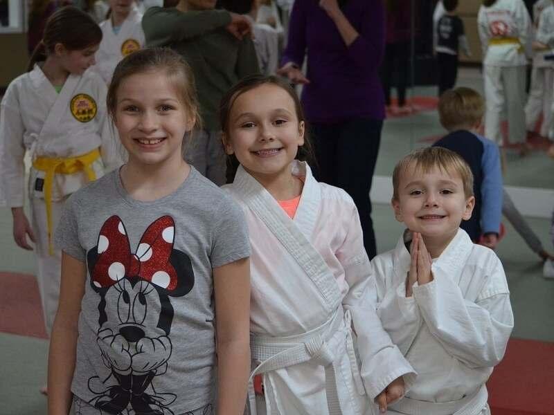 Hdga 1, East Coast Karate in Richmond, RI