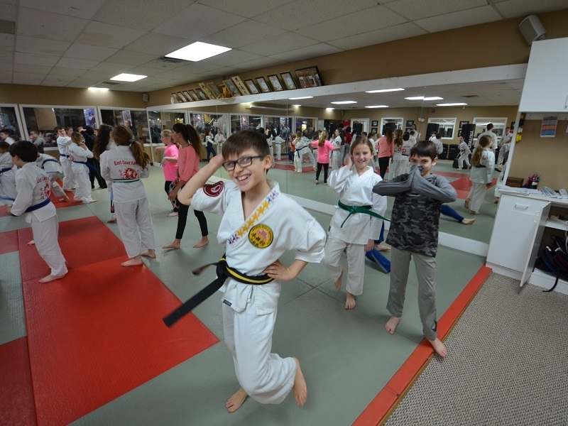 Sgaweg, East Coast Karate in Richmond, RI